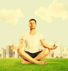 Wieso Du zu viel nachdenkst und wie Dir Meditation dagegen hilft (+ 2-Minuten Meditations-Crashkurs)