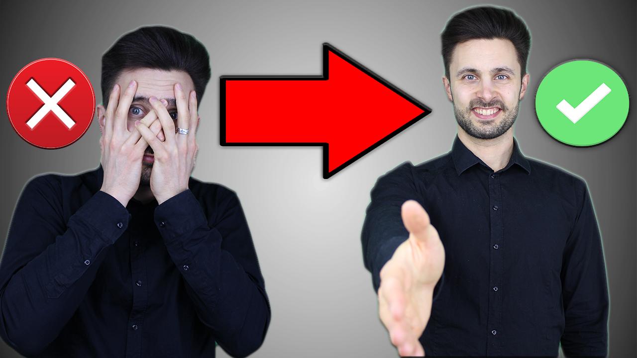Wie Du Schüchternheit ausschaltest und extrovertiert wirst